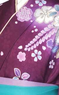 赤紫辻が花