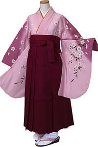 ピンクしだれ桜