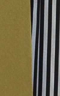 男の紋付(鶯×黒)