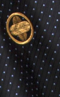 黒ドットJr紋