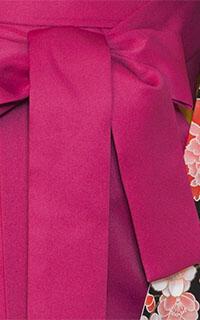 ショッキングP縦桜袴Details2