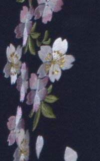 紺縦桜Details3