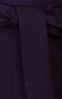 桜ブーケ紫ぼかし刺しゅう袴Details2