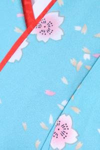 スカイブルー桜Details1