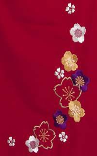 赤刺繍Details1