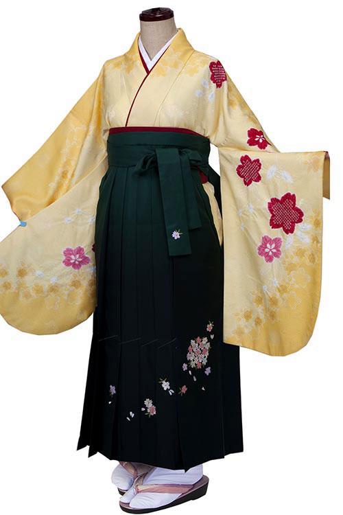 黄かのこ桜