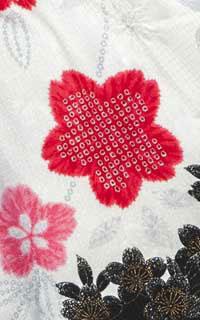 白かのこ桜Details1