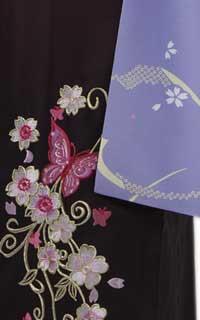 うす紫蝶Details1