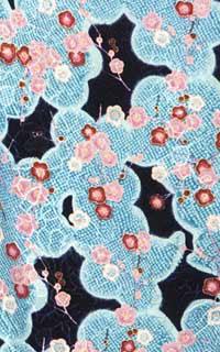 水色桜小紋GDetails1