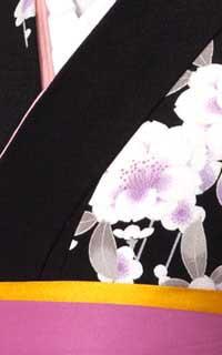 黒紫さくらんDetails2