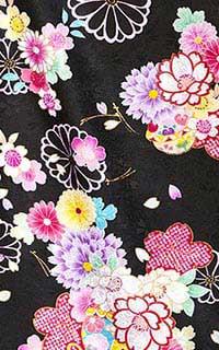 黒花まりDetails1