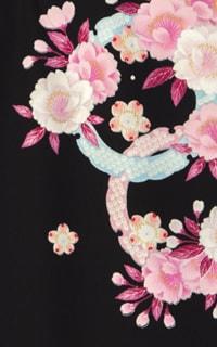 黒桜リングDetails1