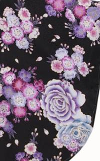 黒八重桜バラDetails1