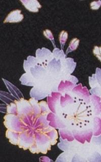 黒八重桜バラ