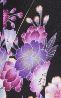 黒八重桜バラDetails2