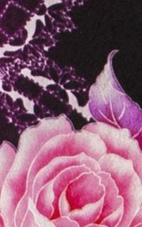 紫バラリボンDetails3