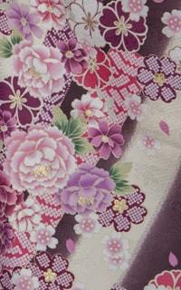 ビンテージ紫Details1