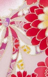 花柄リボン水色Details3