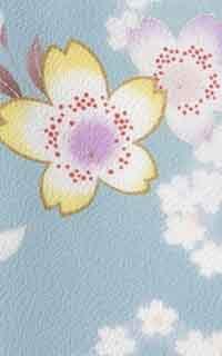 水色ポップ桜Details3