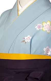 水色ポップ桜Details2