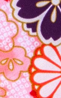 赤大輪桜Details3