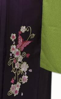 黄緑花紋Details1