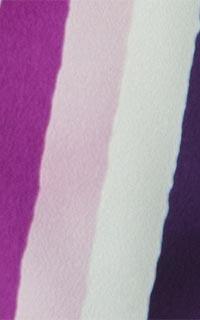 紫白ストライプ