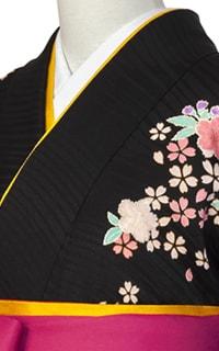黒彩桜Details2