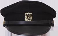 書生スタイルの学生帽